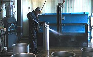 工业设备管道除油除锈、防锈