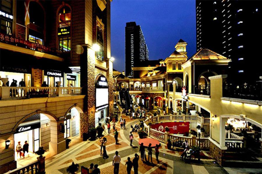 光谷步行街